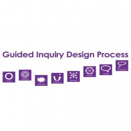 Guided Inquiry Design Word Wall Vinyl Lettering