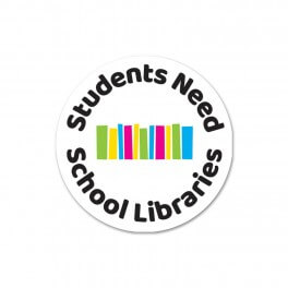 Students Need School Libraries Stickers (25)