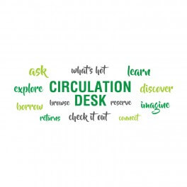 Circulation Desk Wordle