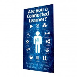 Connected Learner Banner Poster