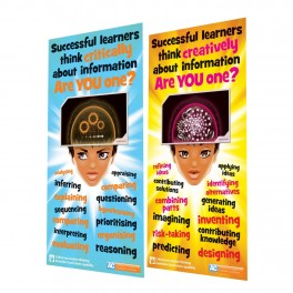 Critical & Creative Thinking Banners
