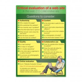 Critical Evaluation of a Website Overview