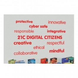 Digital Citizens Vinyl Lettering