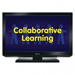 Digital Signage: Collaborative Learning