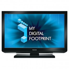 Digital Signage: My Digital Footprint