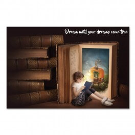 Dreams Come True Wall Mural