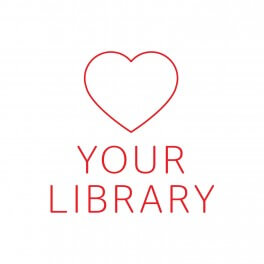 Love Your Library Word Wall Vinyl Lettering