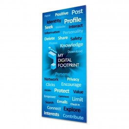 My Digital Footprint Banner