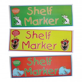 Animal Shelf Markers (15)