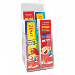Premier's Reading Challenge Bookmarks