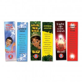 Reading Rewards Bookmarks Set 1