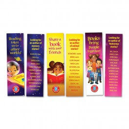 Reading Rewards Bookmarks Set 2