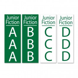Junior Fiction Vinyl Signs (Myriad)