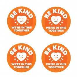 Be Kind Floor Stickers