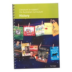 Literature to support the Australian curriculum - History