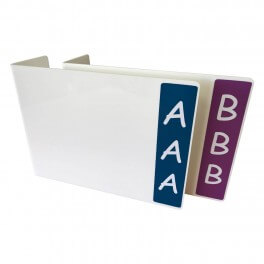 Acrylic Collection Divider (Mini)