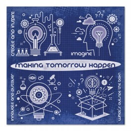 Making Tomorrow Happen Wall Graphic Sticker