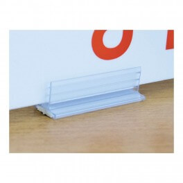 Adhesive Super Grip Sign Holders (pair)