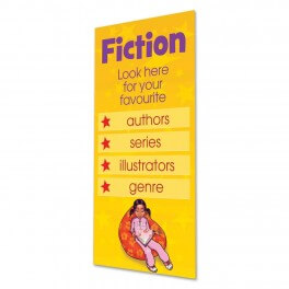 Fiction Door Graphic
